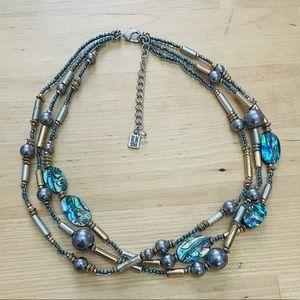 RLM Soho Multi-strand Necklace